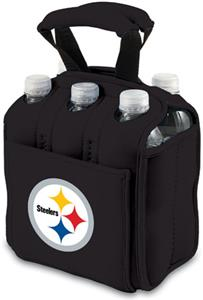 Picnic Time NFL Pittsburgh Steelers 6 Pack Holder