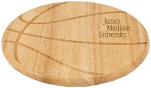 Picnic Time James Madison Basketball Cutting Board