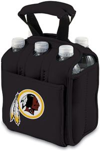 Picnic Time NFL Washington Redskins 6 Pack Holder
