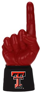 Foam Finger Texas Tech University Combo