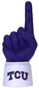 Foam Finger Texas Christian University Combo