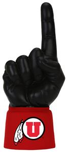 Foam Finger University of Utah Combo