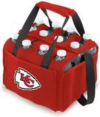 Picnic Time NFL Kansas City Chiefs 12 Pack Holder