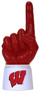 Foam Finger University of Wisconsin Combo