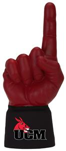 Foam Finger University of Central Missouri Combo