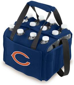 Picnic Time NFL Chicago Bears Twelve Pack Holder