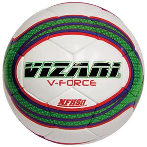 Vizari NFHS V-Force Hand-Stitched Soccer Balls