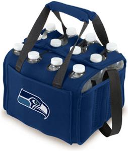 Picnic Time NFL Seattle Seahawks 12 Pack Holder