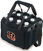 Picnic Time NFL Cincinnati Bengals 12 Pack Holder
