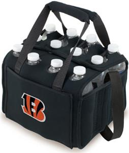 Picnic Time NFL Cincinnati Bengals 12 Pack Holder