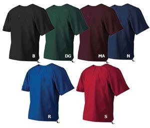 Rawlings Short Sleeve Youth Baseball Jacket YRW - Baseball ...