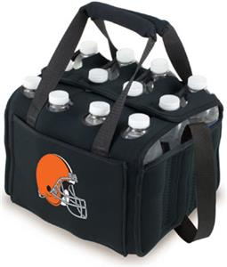 Picnic Time NFL Cleveland Browns 12 Pack Holder