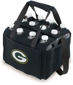 Picnic Time NFL Green Bay Packers 12 Pack Holder