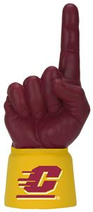 Foam Finger Central Michigan University Combo