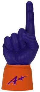 Foam Finger University of Evansville Combo
