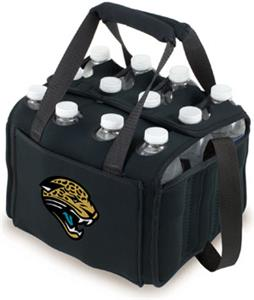 Picnic Time NFL Jacksonville Jaguar 12 Pack Holder