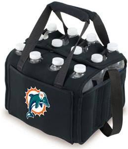 Picnic Time NFL Miami Dolphins Twelve Pack Holder