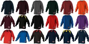 Rawlings Youth Long Sleeve Fleece Pullovers