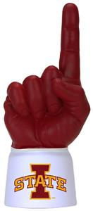 Foam Finger Iowa State University Combo
