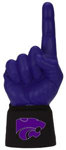 Foam Finger Kansas State University Combo