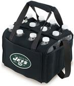 Picnic Time NFL New York Jets Twelve Pack Holder