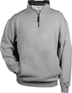 Badger 1/4 Zip Fleece Pullovers