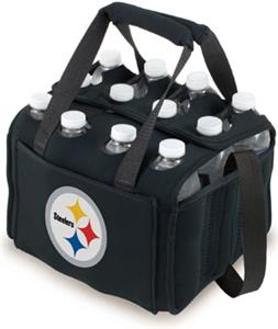 Picnic Time NFL Pittsburgh Steelers 12 Pack Holder