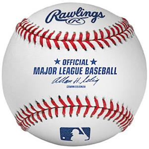 Rawlings Official Major League Baseballs (Dozens)