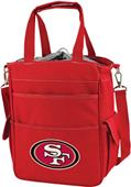 Picnic Time NFL San Francisco 49ers Activo Tote