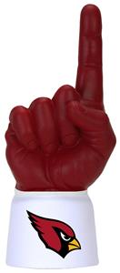 Foam Finger NFL Arizona Cardinals Combo