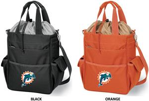 Picnic Time NFL Miami Dolphins Activo Tote