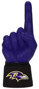Foam Finger NFL Baltimore Ravens Combo