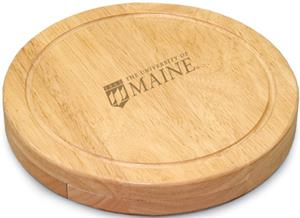 Picnic Time University Maine Circo Cutting Board