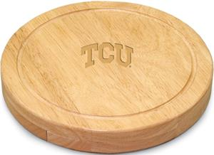 Picnic Time Texas Christian Univ. Cutting Board