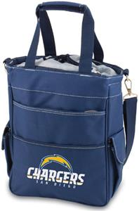 Picnic Time NFL San Diego Chargers Activo Tote