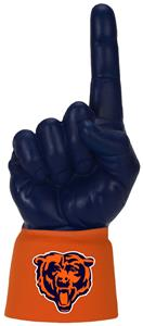 Foam Finger NFL Chicago Bears Combo