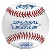 Rawlings R100HSNF Official League Baseballs-NFHS