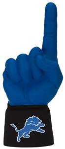 Foam Finger NFL Detroit Lions Combo