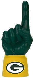 Foam Finger NFL Green Bay Packers Combo