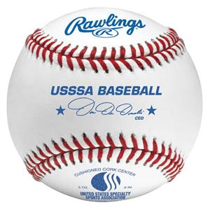 Rawlings R200USSSA Official USSSA Baseballs