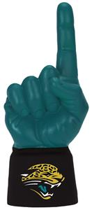 Foam Finger NFL Jacksonville Jaguars Combo