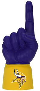Foam Finger NFL Minnesota Vikings Combo