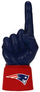 Foam Finger NFL New England Patriots Combo
