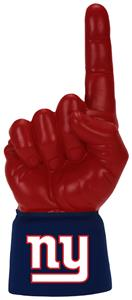 Foam Finger NFL New York Giants Combo