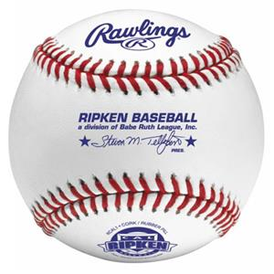 Rawlings RCAL1 Cal Ripken League Baseballs