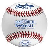 Rawling Youth RDYB1 Dixie League Baseballs