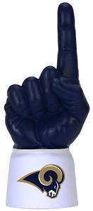 Foam Finger NFL St. Louis Rams Combo