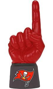 Foam Finger NFL Tampa Bay Buccaneers Combo