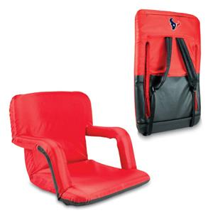 Picnic Time NFL Houston Texans Ventura Recliner