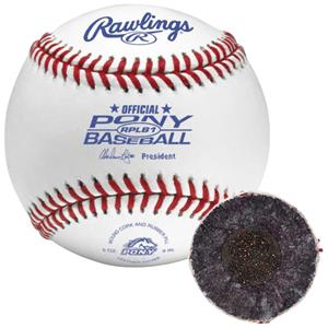 Rawlings Youth RPLB1 Pony League Baseballs